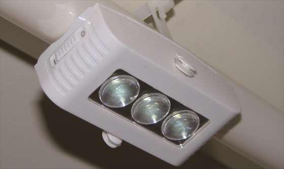 LED発電ランプ