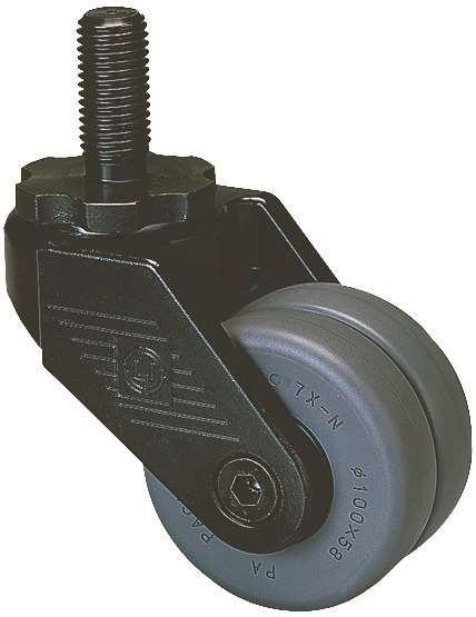 超重量用キャスター 300X-Nシリーズ
