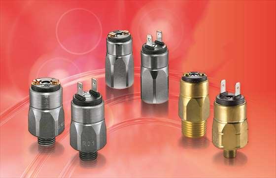 電気式圧力スイッチ「Eシリーズ」