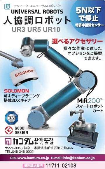 人協調ロボット