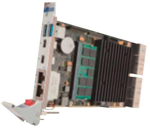 CompactPCIシリアルCPUボード「SC1-ALLEGRO 」