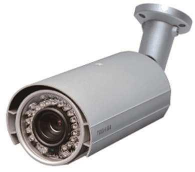 屋外型ネットワークカメラ
