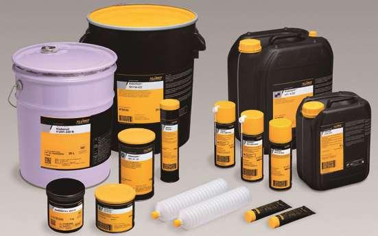 クリューバー 食品機械用潤滑剤