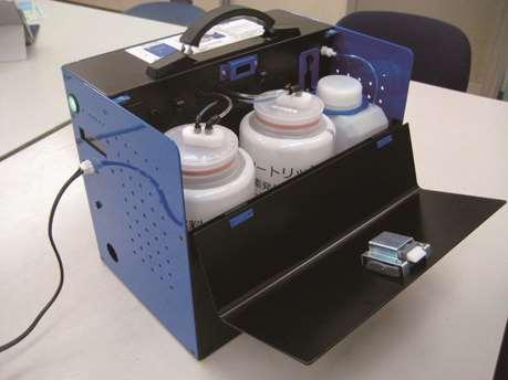 可搬型燃料電池システム