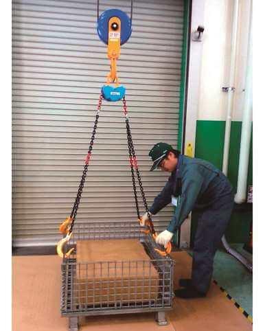 伸縮性吊り具