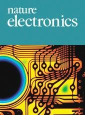 「Nature Electronics」