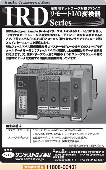 リモートI/O変換機