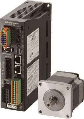 ハイブリッド制御システム αSTEP AZシリーズ