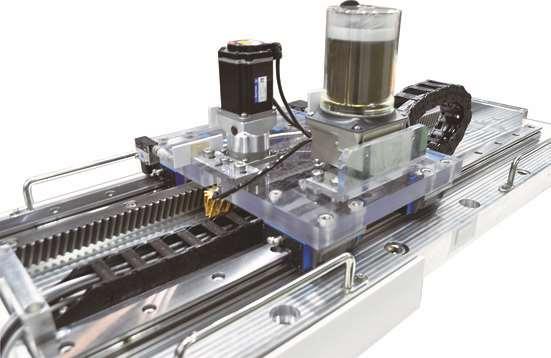 DLS潤滑システム