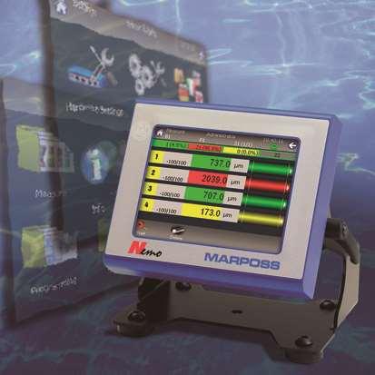 コンパクトサイズゲージ用コンピューター「ニモ Nemo」