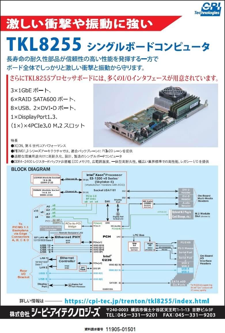 シングルボードコンピュータ