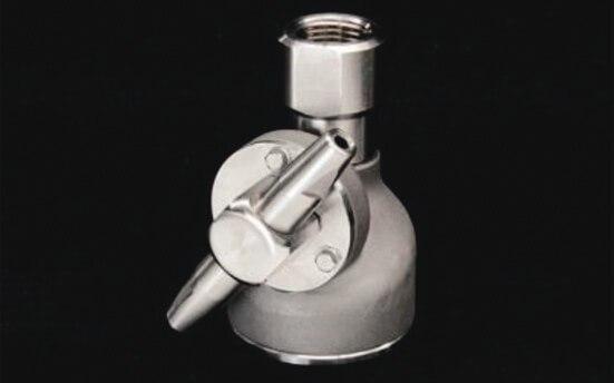 低圧回転洗浄ノズル