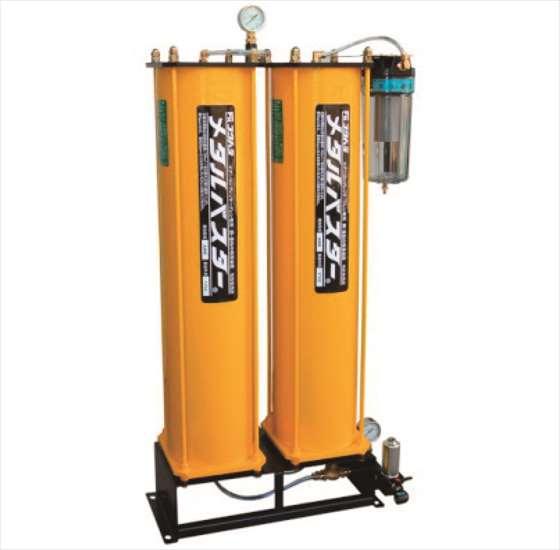 銅・亜鉛等の吸着装置 「メタルバスター(R)」