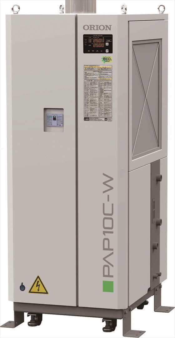 新型省エネ精密空調機 「PAP温度制御タイプ(水冷式)」