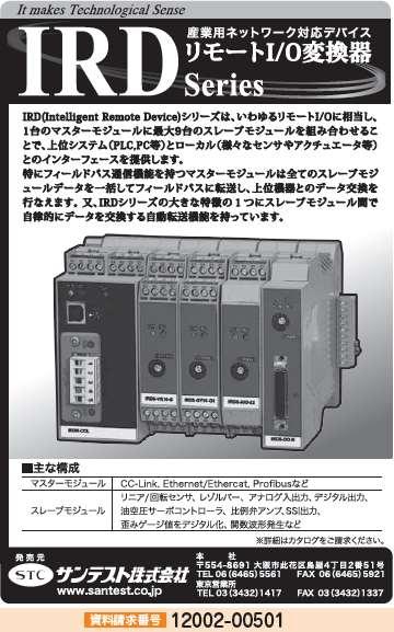 リモートI/O変換器