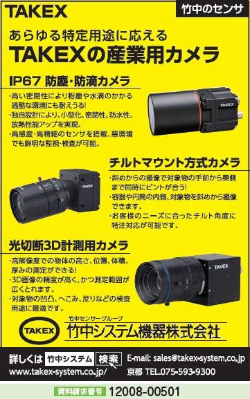 産業用カメラ