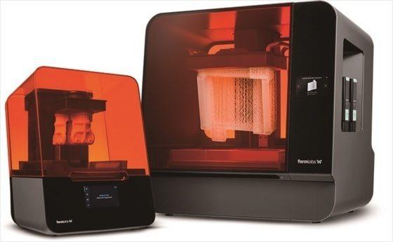 高精度光造形式3Dプリンタ「Form 3/ Form 3L」