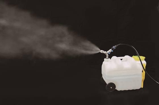 セミドライフォグ噴霧キット