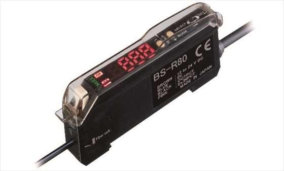 光デバイスの点灯検査に最適点灯確認用センサ「BS-R80」