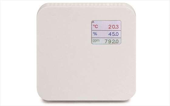 温湿度・CO2トランスミッター