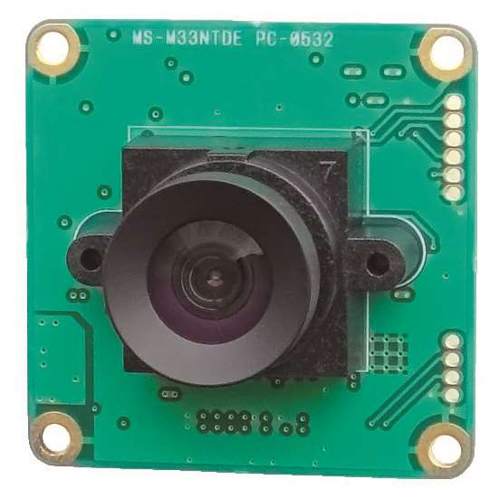 高感度カラーボードカメラ