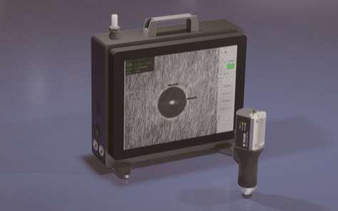 ブリネル硬度測定装置